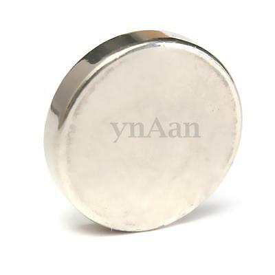 10pcs 25mm X 5mm Large Discs Ndfeb Neodymium Rare Earth Round Fridge Magnet N52