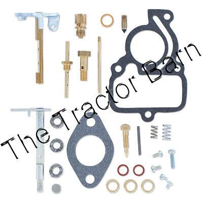 Farmall Cub Complete Carburetor Kit Ihc Ih Cub Loboy 154 251293 251234