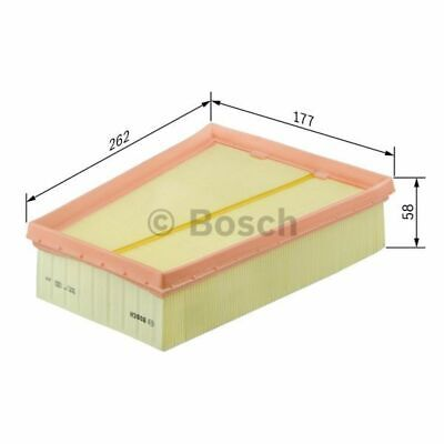 Luftfilter BOSCH F 026 400 380