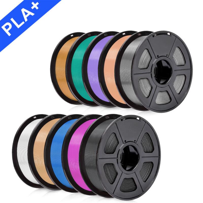 Beliveer 1.75mm Diameter PLA+ 1 kg Plastic 3D Printing Filament Consumables