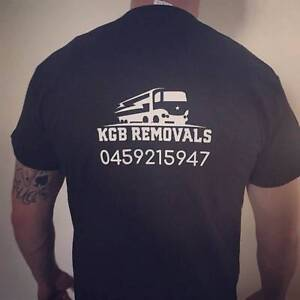 KGB removals and office relocation (cheap rates from only 45$ ah) Parramatta Parramatta Area Preview