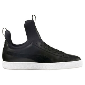 ae4cab847e1b PUMA Basket Fierce Women's Casual Trainers Black 37 for sale online ...