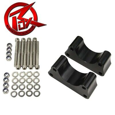 """For 1986-1998 Toyota IFS Pickup T100 Billet 2.5"""" Fr Ball Joint Spacers Kit 2WD"""