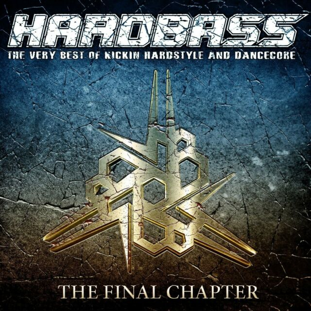 HARDBASS-THE FINAL CHAPTER 2 CD NEU