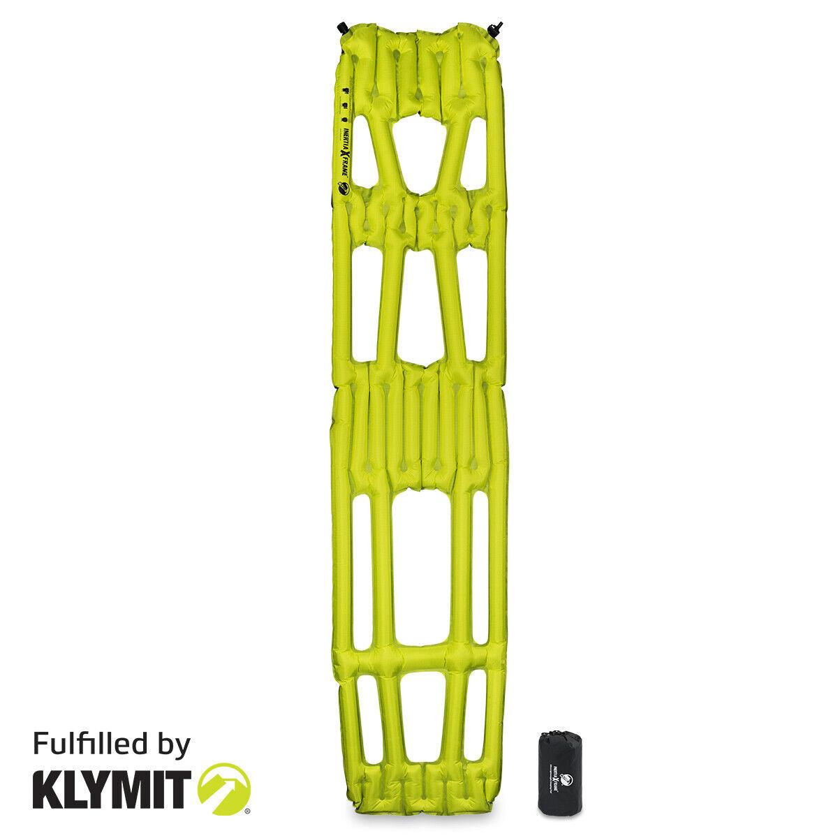 KLYMIT Inertia X Frame Ultra-Light Sleeping Camping Pad - Certified Refurbished