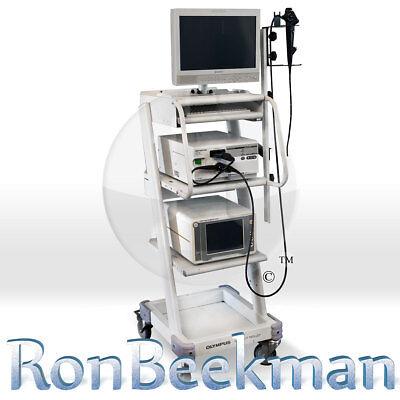 Olympus Otv-si Cyf-va Video Cystoscope Urology Tower Cyfv Cyfv2