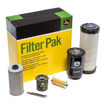 John Deere Compact Utility Tractor Filter Pak Lva21204