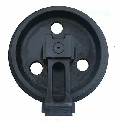 New Heavy Equipment Mini Excavator Front Idler For Kobelco Sk042