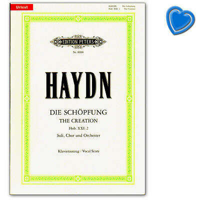 Haydn - Die Schöpfung -The Creation - Hob. XXI: 2 - EP8998 - 9790014106027