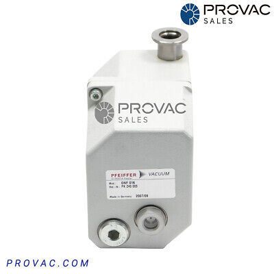 Pfeiffer Onf 016 Oil Mist Filter Tested Good By Provac Sales Inc.