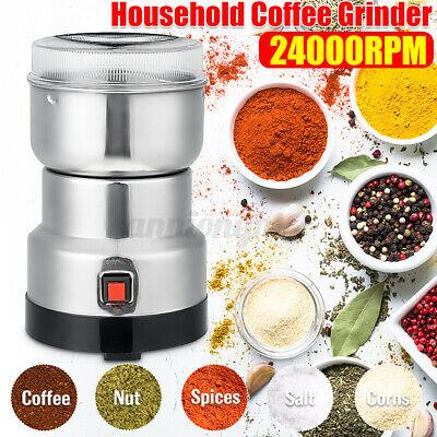 200W 220V Molinillo de Café Eléctrico Cereales Especias Nueces Grinder Moledor