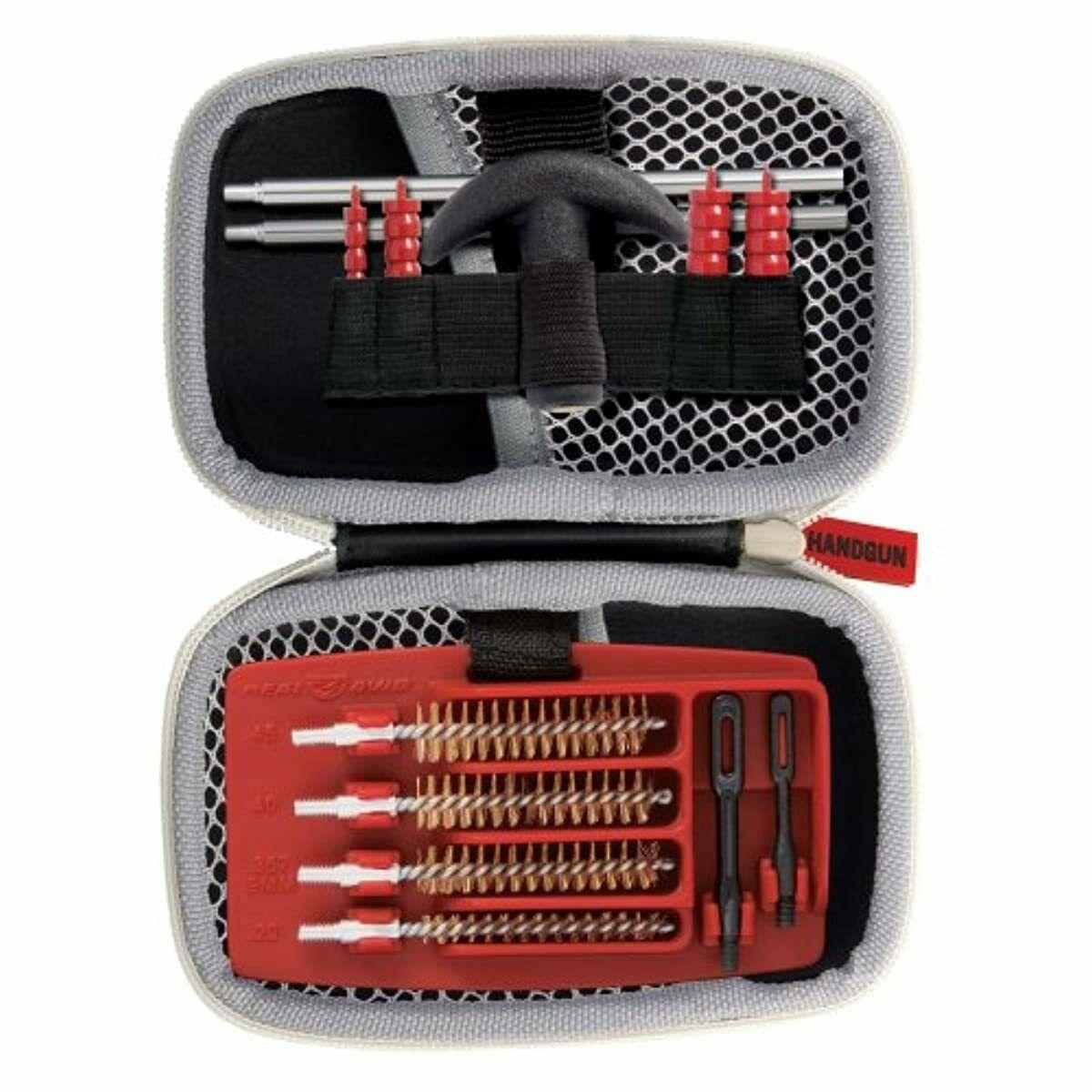 Real Avid Gun Boss Handgun Cleaning Kit – for .22, .357, 9