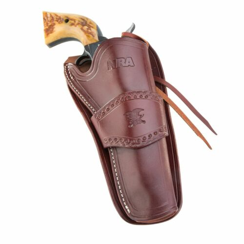 NRA WESTERN TOOLED HOLSTER