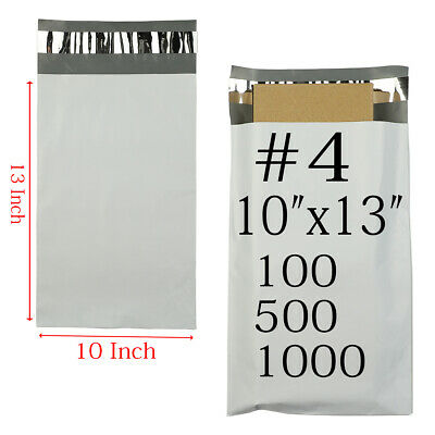 100 - 000 Pcs 10x13 Inch 2.5 Mil Poly Mailers Plastic Envelopes Shipping Bags