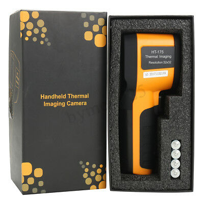 New Ht-175 Infrared Thermal Camera Temperature -20 To 300 Degree Imaging