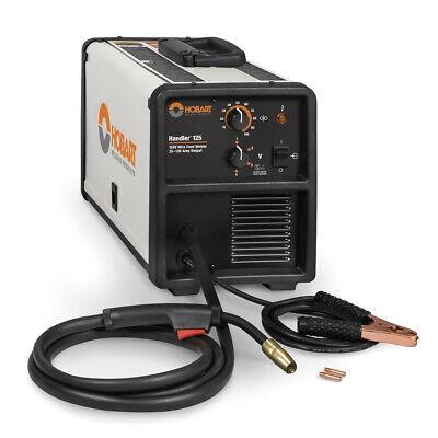 Hobart Handler 125 Mig Wire Welder 500573