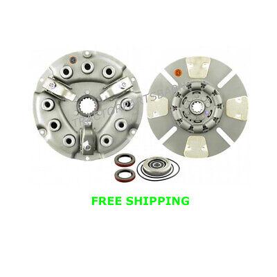 Ih Case Farmall 10 12 Clutch Disc Pressure Plate Kit 300 320 350 460 544 606
