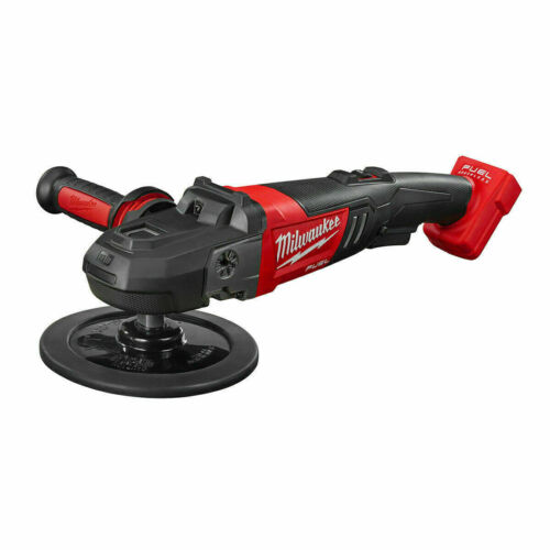 """Milwaukee 2738-20 M18 FUEL™ 7"""" Variable Speed Polisher (Tool Only)"""