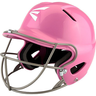 EASTON Natural Softball Senior Batting Helmet Sr Pink