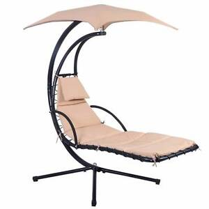 Outdoor Swing Chair/Bed Dream Overhead Canopy Dream Brown Berwick Berwick Casey Area Preview