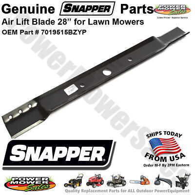 """Snapper Air Lift Blade 28"""" for Lawn Tractors 7084651 & More / 7019515YP 7019515"""