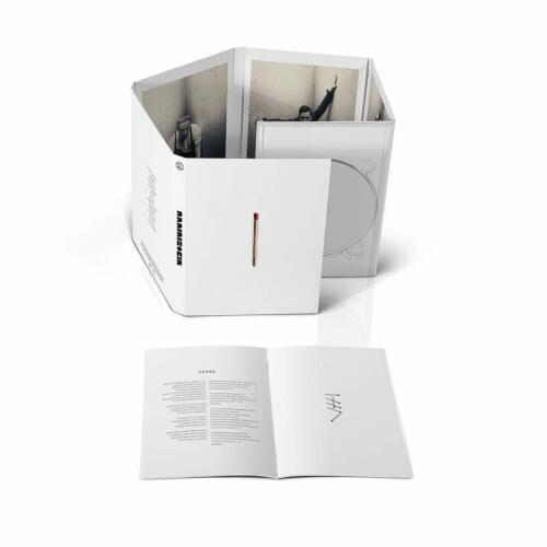 RAMMSTEIN  Rammstein  (Special-Edition) ( Album 2019 )  CD   NEU & OVP 17.05.19