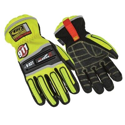 Ringers Gloves 327-10 R327 Extrication Barrier One Waterproof Gloves - Large