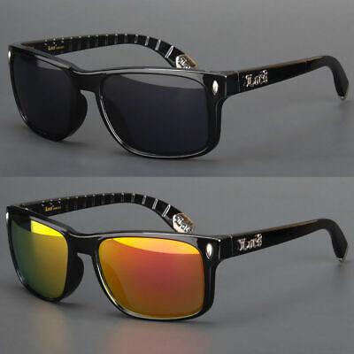 Mens Locs Sunglasses Sports Gangster Glasses Biker Dark Shades Super Black (Super Glasses)