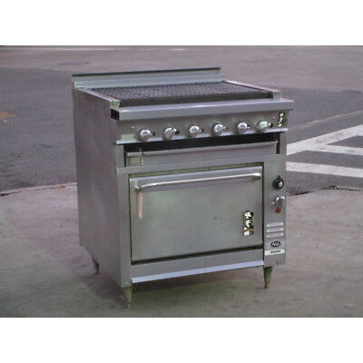 Montague 136xlbuflc-36r Oven Grill Very Good Condition