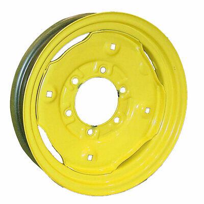 Front Wheel Rim M Mt 40 320 330 420 430 1010 B 15 John Deere 019