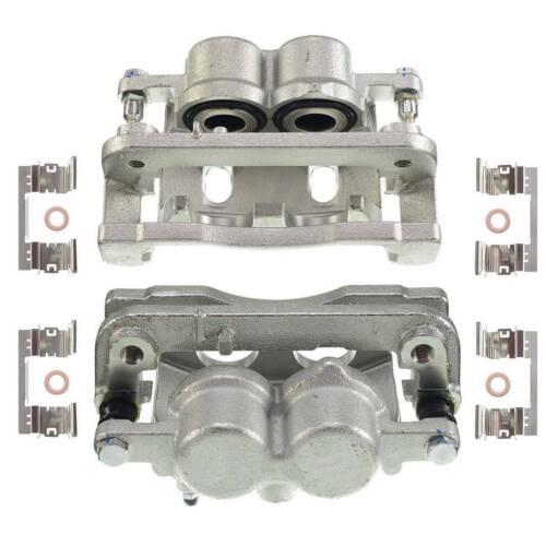 4Pcs Brake Caliper Front & Rear For Cadillac Escalade