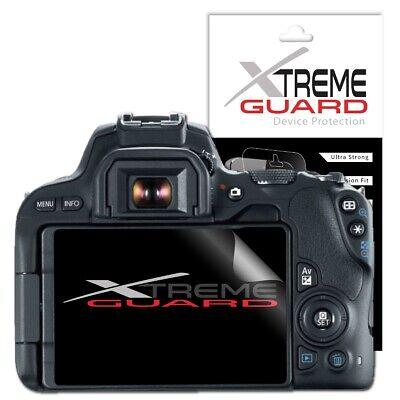 XtremeGuard Screen Protector For Canon EOS Rebel SL2 (Anti-Scratch) Canon Screen Protector