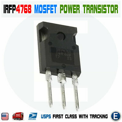 Irfp4768 Power Mosfet Irfp4768pbf N-channel Transistor 93a 250v To-247 To-3p