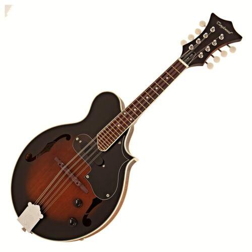 Tanglewood TWMF VSE Union Series Electric Mandolin, Vintage Sunburst New