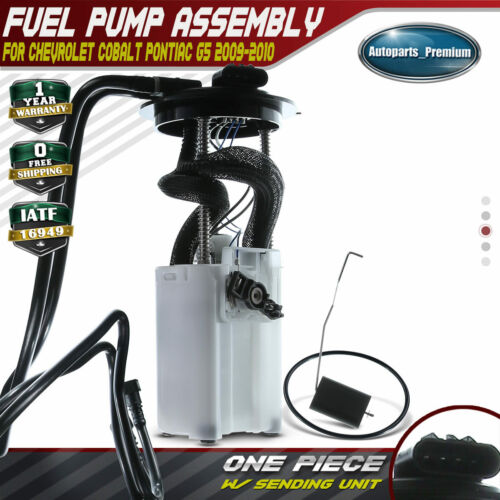 Brand New Electric Fuel Pump Module Ass for 09-10 Chevy Cobalt 2.2L Without PZEV