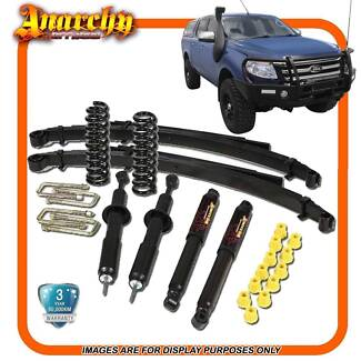 Ford Ranger Anarchy Offroad Suspension Lift Kit From $1400 fitted Beckenham Gosnells Area Preview
