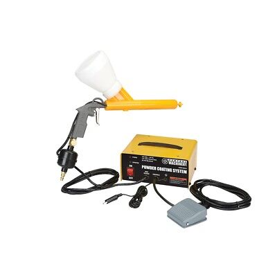Powder Coating System Coating Gun Kit For Vehicles Shop 10-30 Psi 14 In.
