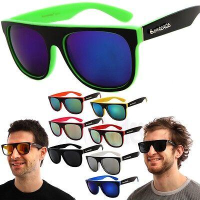 Biohazard Sunglasses Goggle Designer Glasses Mirror Lens Multi Color Shades