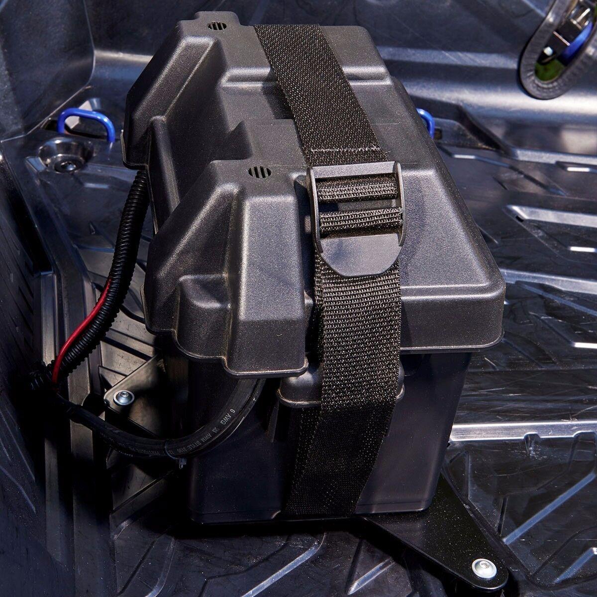YAMAHA YXZ1000R OEM 2nd Battery Kit Wiring Acc 2016-2017 NEW 2HC-H21B0-V0-00
