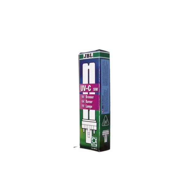 JBL UV-C Ersatzlampe 5W G23 Ersatzröhre Ersatzbrenner UVC Lampe