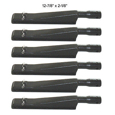 Brinkmann Replacement Cast Iron Gas Grill Burner SBB351-6pack (Cast Iron Gas Grill Burner)