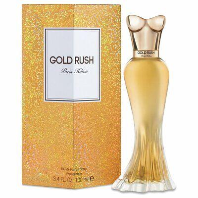 Paris Hilton Gold Rush 3.4 oz EDP Women's Perfume