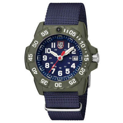 Luminox Men's Watch Navy Seal 3500 Series Diver 3503.ND - Authorized Dealer