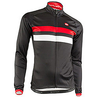 Bellwether Legacy Men s Long Sleeve Road Cycling Jersey Black Large b8fbe117f