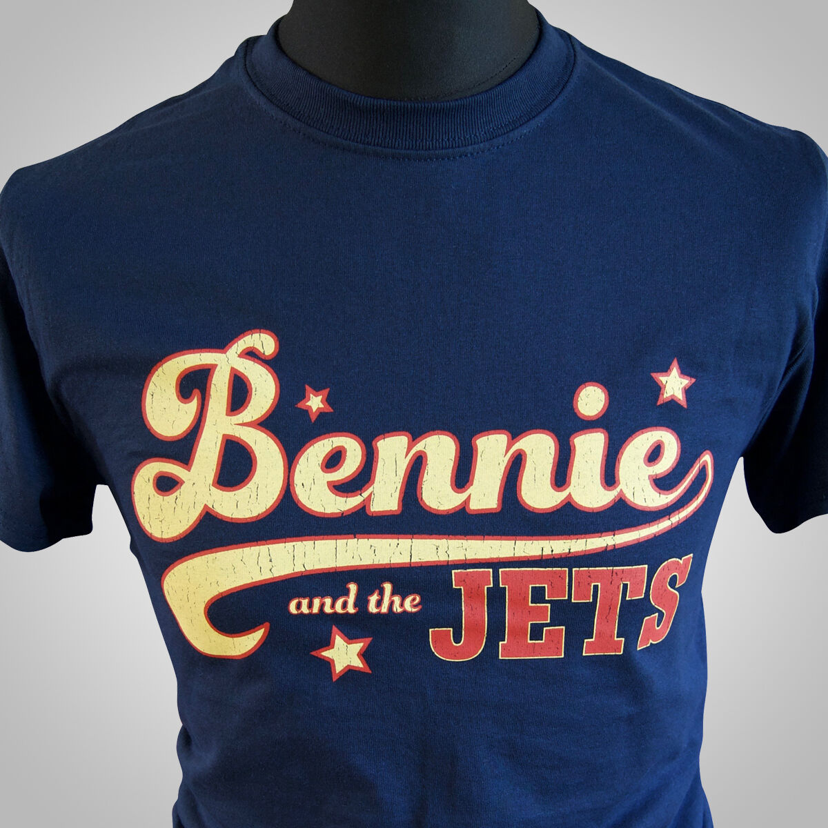 the Jets T Shirt Retro Elton John