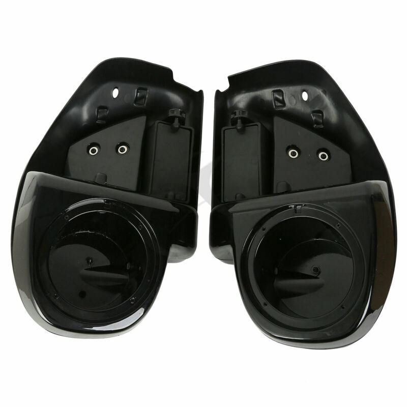"""6.5/"""" Speaker Box Pod For Harley Touring Glide FL 14-19 16 Lower Vented Fairing"""