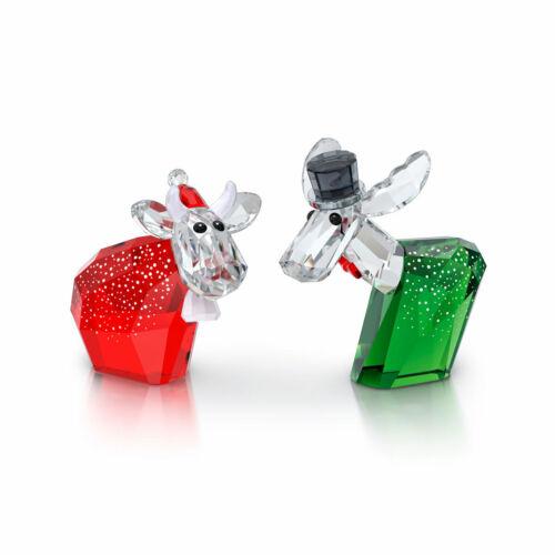 Swarovski Crystal 2021 HOLIDAY MO & RICCI ANNUAL EDITION 5597046