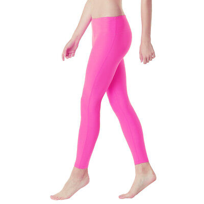 Tesla FYP41 Women's Mid-Waist Ultra-Stretch Yoga Pants - Sol