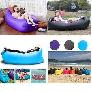 inflatable Air Bag Sofa Lounge lamzac Laybag lazy Sleeping Bed