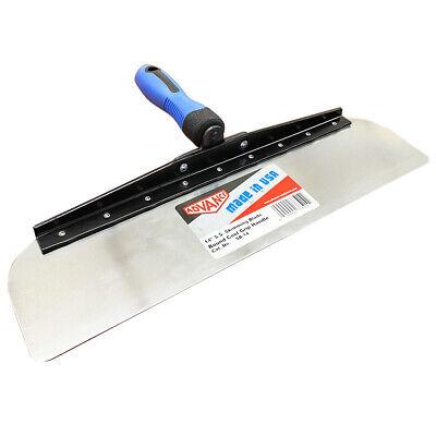 Advance 14 Stainless Steel Radius Drywall Skimming Blade
